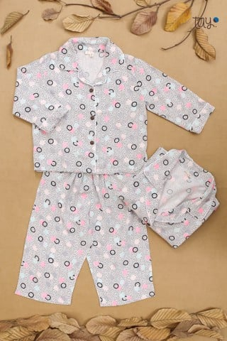 HAPPY CIRCLE PYJAMAS