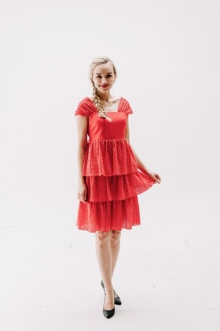 ROSE SANDRA DRESS