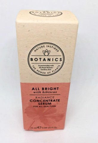 BOTANICS ALL BRIGHT CONCENTRATE SERUM