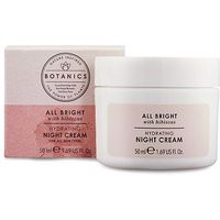 BOTANICS ALL BRIGHT NIGHT CREAM SPF 15