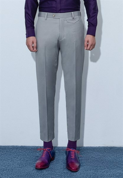 Coin gray trousers