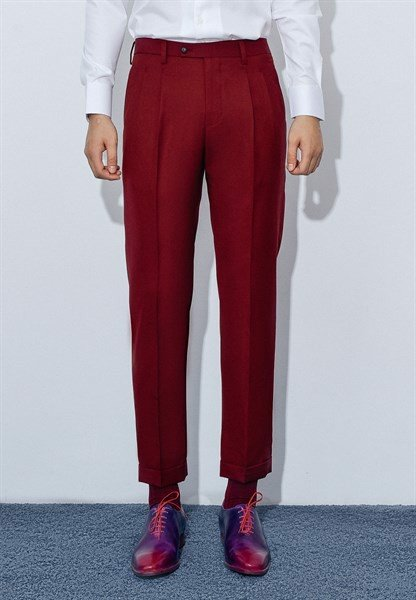Wine trousers