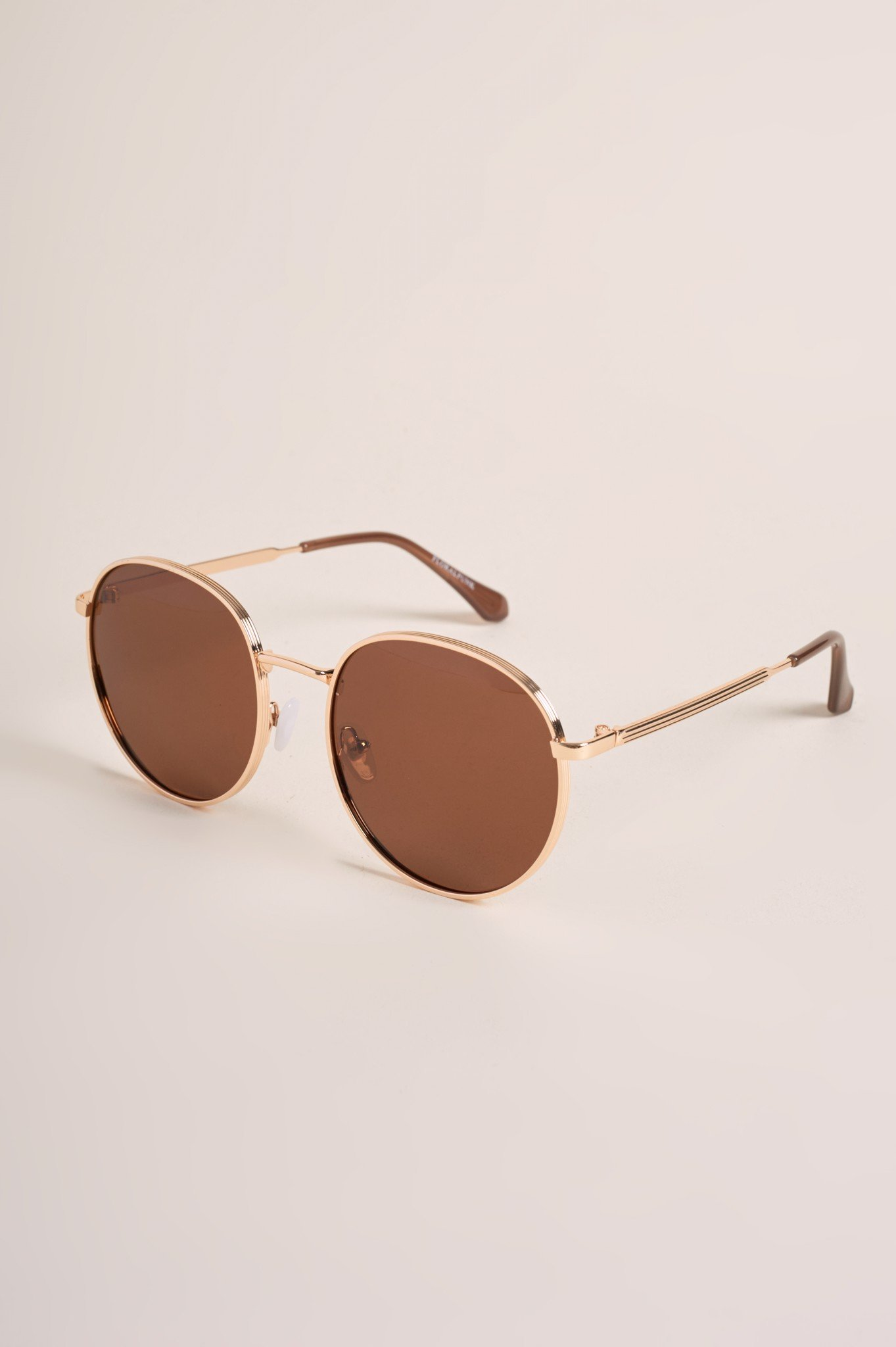 LYDIA BROWN SUNGLASSES