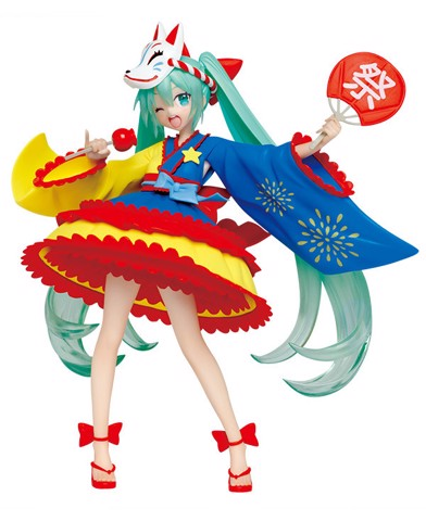 Vocaloid - Hatsune Miku - 2nd season Summer ver.
