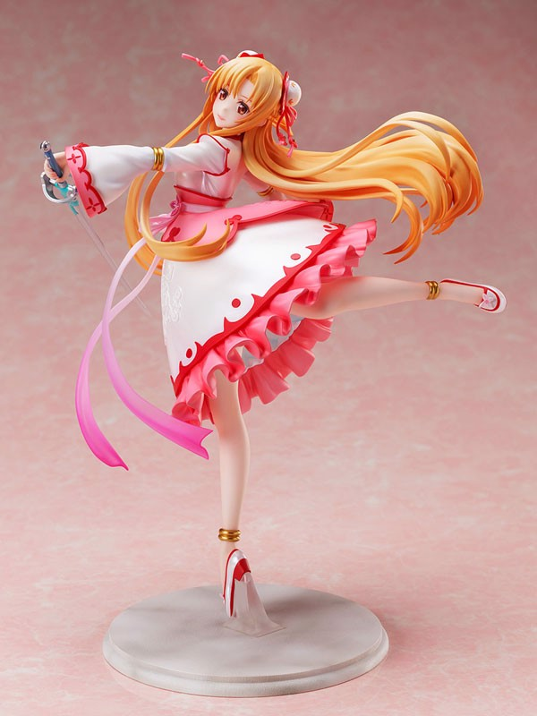 Sword Art Online Alicization War of Underworld Asuna China Dress ver. 1/7