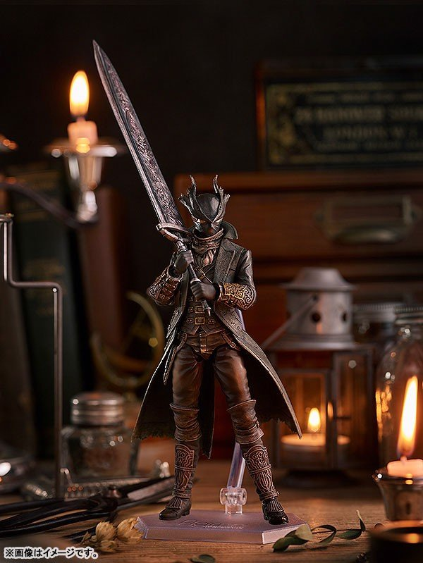 figma Bloodborne The Old Hunters Edition Hunter