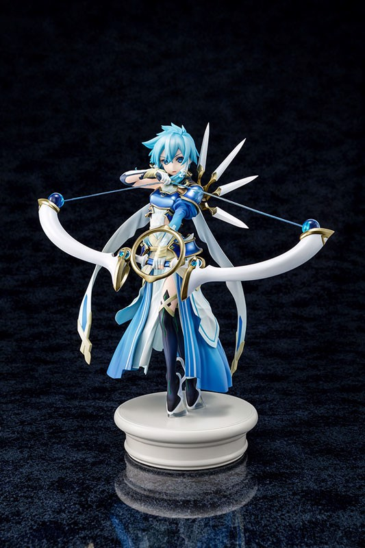 Sword Art Online Alicization [Sun Goddess, Solus] Sinon 1/8 Complete Figure
