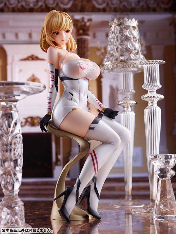 Azur Lane Prince of Wales -The Laureate's Victory Lap- 1/4 Complete Figure