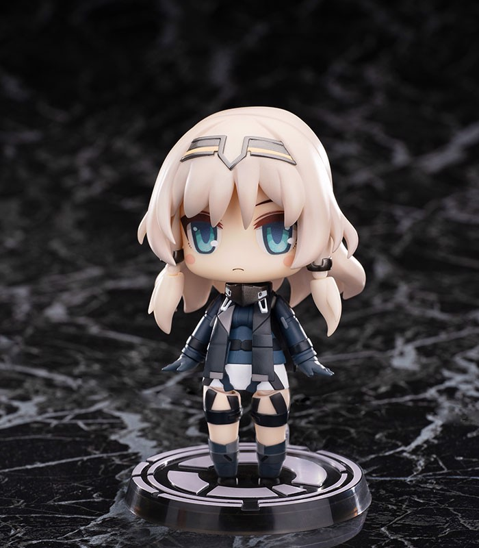 MINICRAFT Series Deformed Posable Figure Girls' Frontline Rebel Squad AN-94