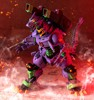 EVA GLOBAL Godzilla vs. Evangelion Type-3 Kiryu EVA Unit-01 Color Ver. Plastic Model