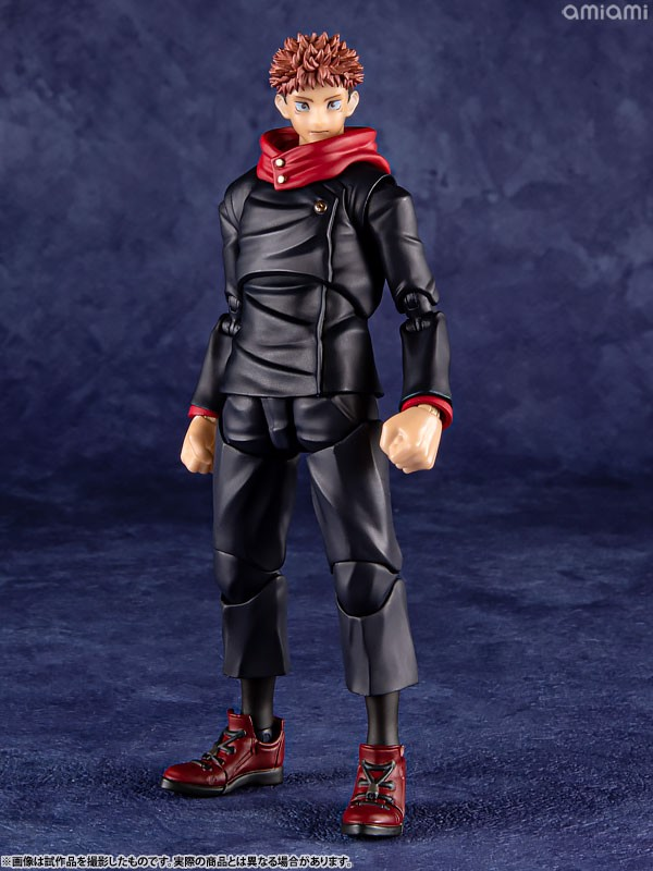 S.H.Figuarts Yuji Itadori + PROPLICA High Grade Cursed Object Double-Faced Specter's Finger Set