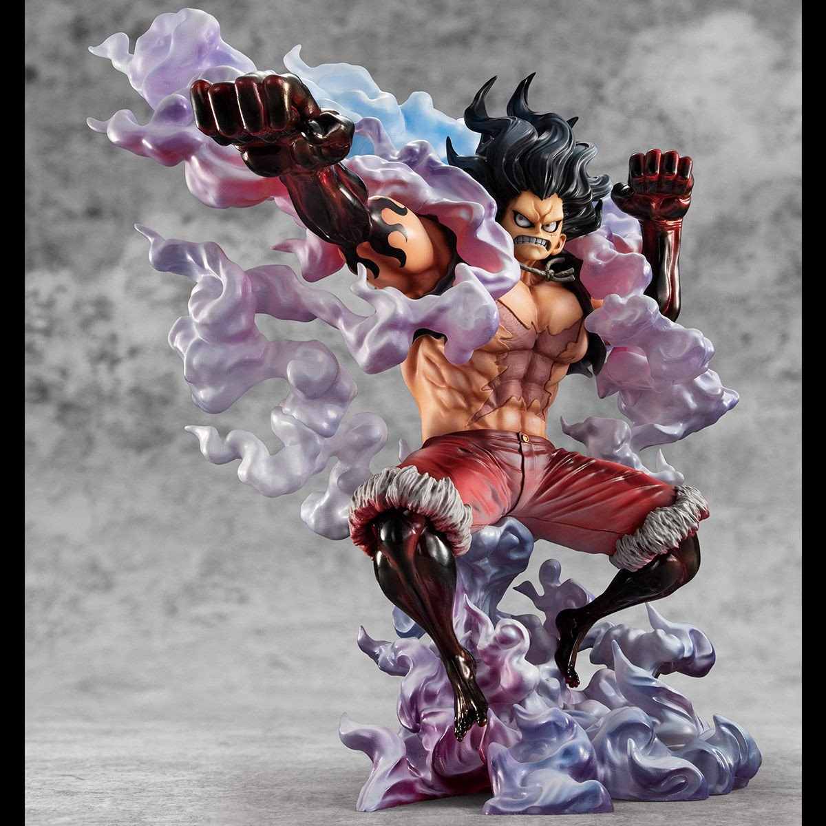 "One Piece - Monkey D. Luffy - Portrait Of Pirates ""SA-MAXIMUM"" - Gear –  Japan Figure"