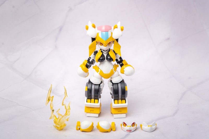 Maki Henkei Series Thunderlight Pre-painted Complete Posable Figure