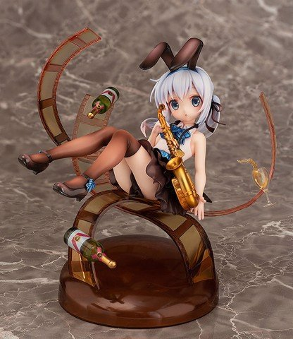 Is the order a rabbit?? Chino Jazz style 1/8