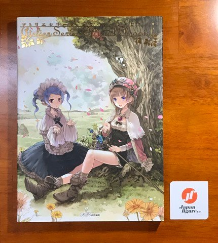Artbook Atelier Series: Official Chronicle