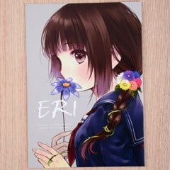 Artbook Eri - Original Illustration Book by Hanekoto