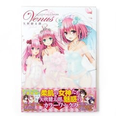 Artbook To love-ru Darkness Venus