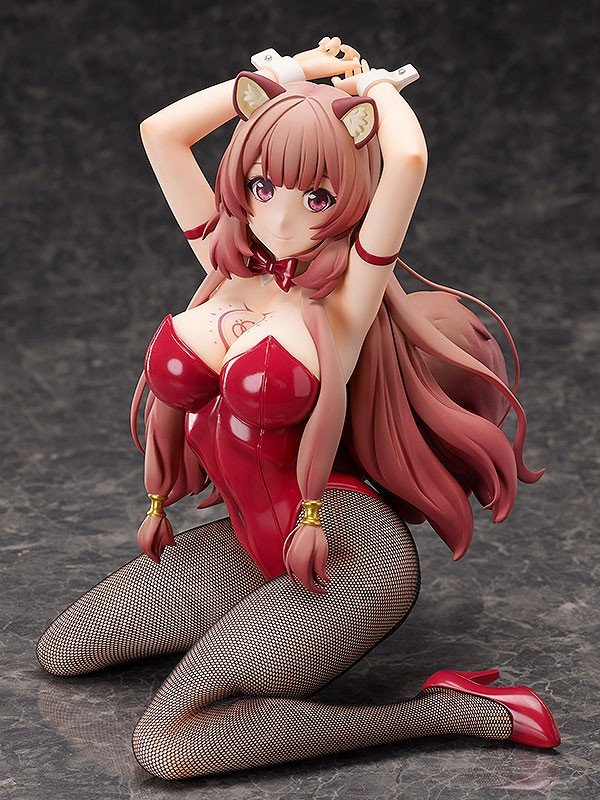 B-STYLE The Rising of the Shield Hero Raphtalia Bunny Style Ver. 1/4