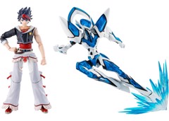 S.H.Figuarts Back Arrow + Robot Spirits [SIDE BH] Briheight Muga Set