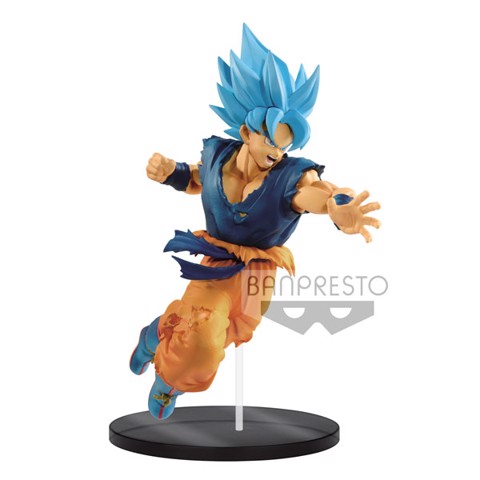 Movie Dragon Ball Super ULTIMATE SOLDIERS-THE MOVIE-II Super Saiyan God Super Saiyan Son Goku
