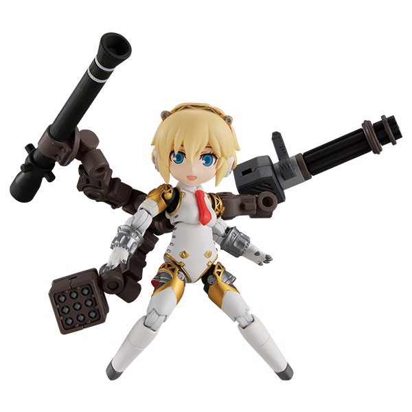 Desktop Army Persona Series Collaboration Aigis 3Pack BOX