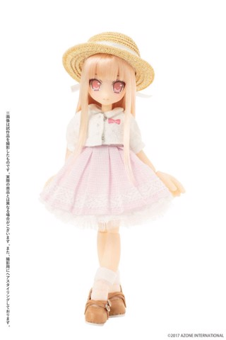 Lil' Fairy -Yousei-tachi no Kyuujitsu- / Vel Complete Doll