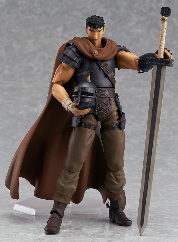 figma - Berserk the Movie Guts Band of the Hawk ver.