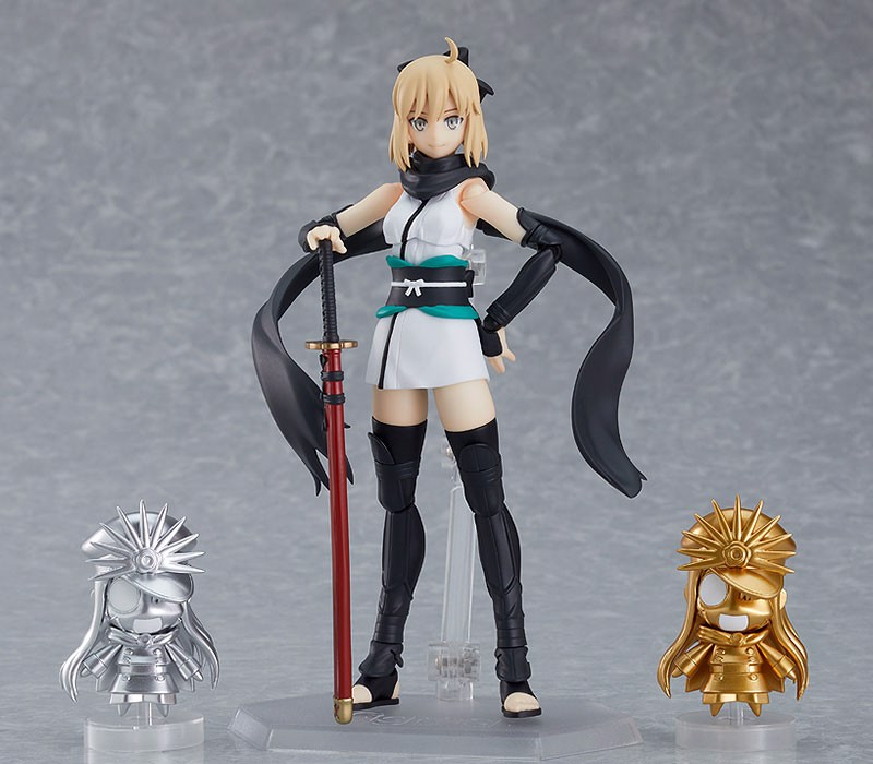 figma Fate/Grand Order Saber/Souji Okita Ascension ver