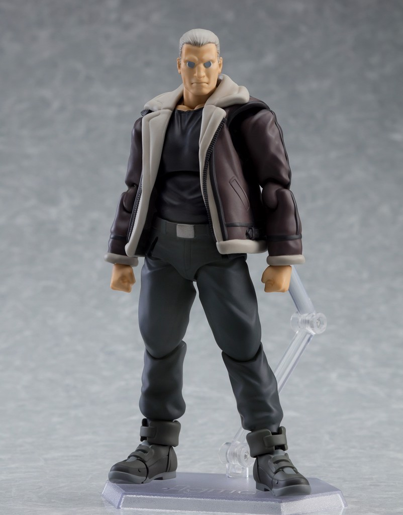 figma Ghost in the Shell STAND ALONE COMPLEX Batou S.A.C.ver.