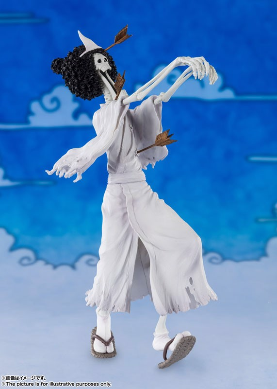 Figuarts ZERO Brook (Honekichi)