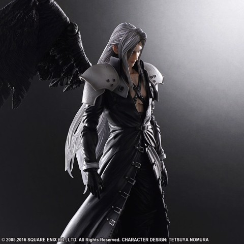 Play Arts Kai - FINAL FANTASY VII ADVENT CHILDREN: Sephiroth
