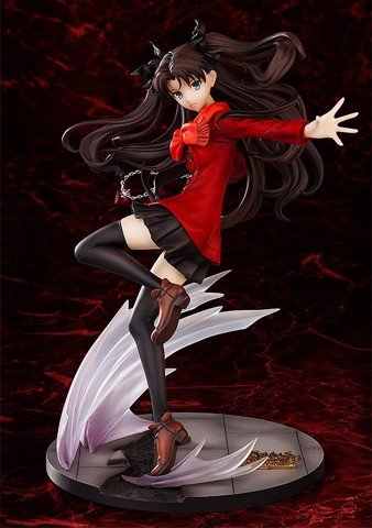 Fate/stay night [Unlimited Blade Works] - Rin Tohsaka 1/7 Complete Figure