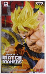 Dragon Ball Z MATCH MAKERS -SUPER SAIYAN SON GOKOU-