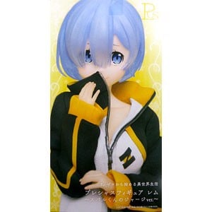Re:ZERO -Starting Life in Another World- Precious Figure Rem -Subaru-kun's Jersey ver.-