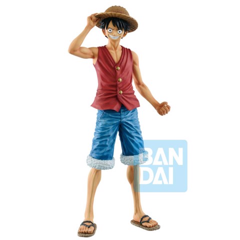 ONE PIECE 20th History MASTERLISE Monkey. D. Luffy Figure