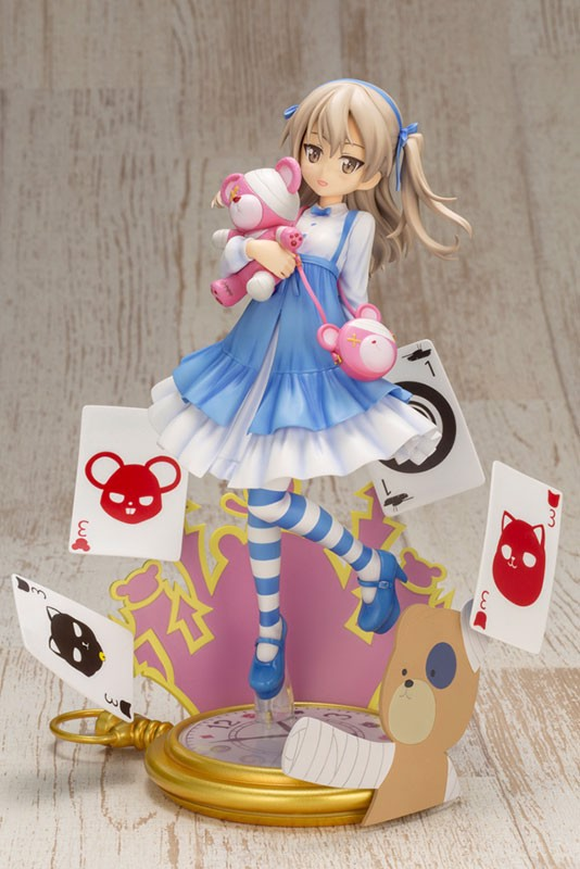 Girls und Panzer das Finale Alice Shimada Wonderland Color ver. 1/7