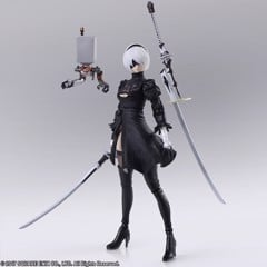 BRING ARTS NieR:Automata YoRHa No.2 Type B Version 2.0 Action Figure