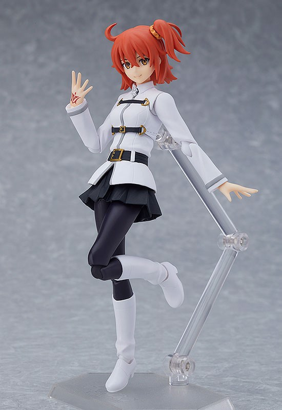 figma Fate/Grand Order Master/Female Protagonist