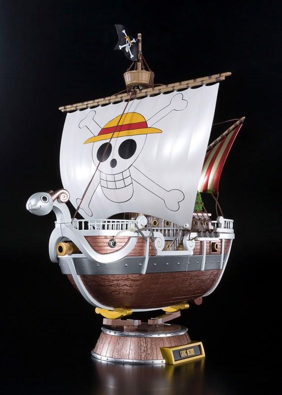 Chogokin Going Merry - ONE PIECE Anime 20th Anniversary Memorial edition-