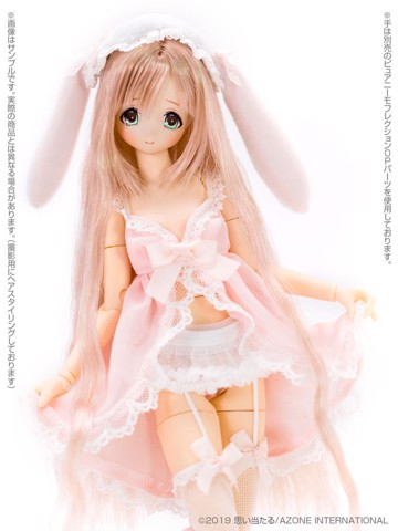 EX Cute Family Marshmallow Rabbit-san / Minami 1/6 Complete Doll