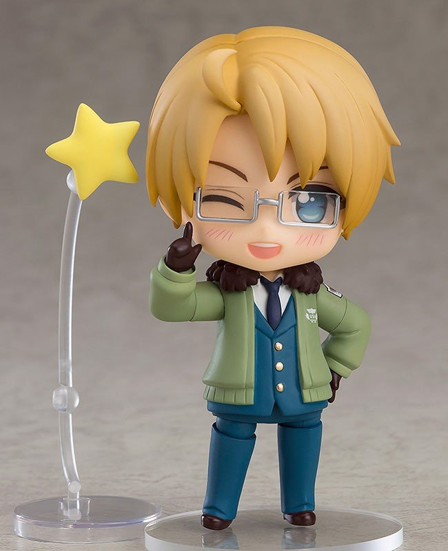 Nendoroid Hetalia World*Stars USA
