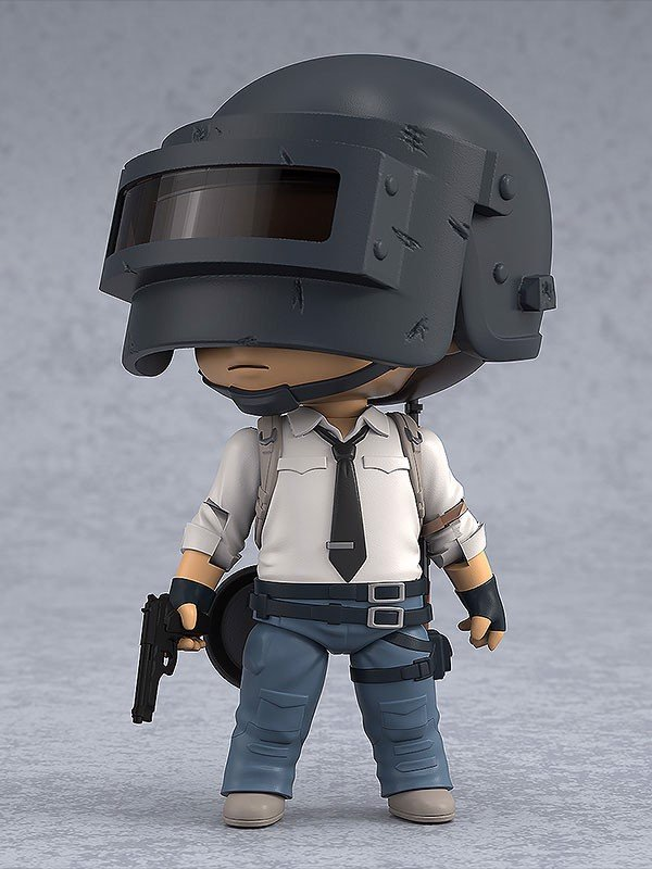 Nendoroid PLAYERUNKNOWN'S BATTLEGROUNDS The Lone Survivor