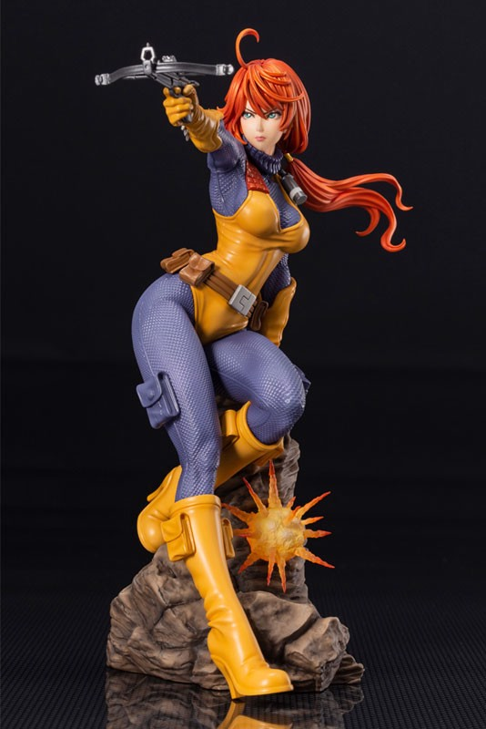 G.I. JOE Bishoujo G.I. Joe: A Real American Hero Scarlet 1/7