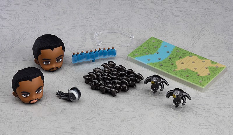 Nendoroid More Avengers: Infinity War Black Panther Extension Set