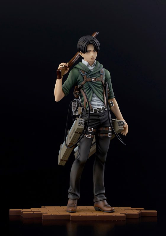 BRAVE-ACT Attack on Titan Levi -ver.2A- 1/8