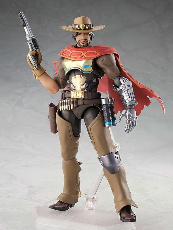 figma Overwatch McCree