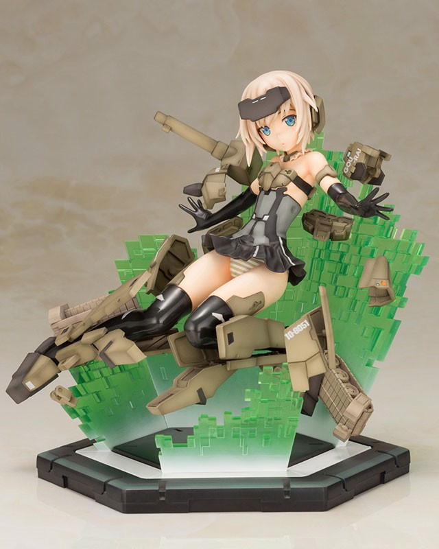 Frame Arms Girl Gourai -SESSION GO!!-:RE