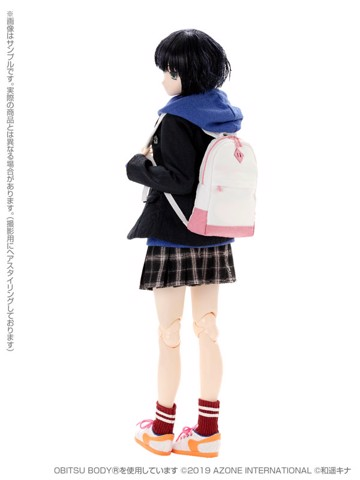 1/3 Happiness Clover Kina Kazuharu School Uniform Collection / Nanaka