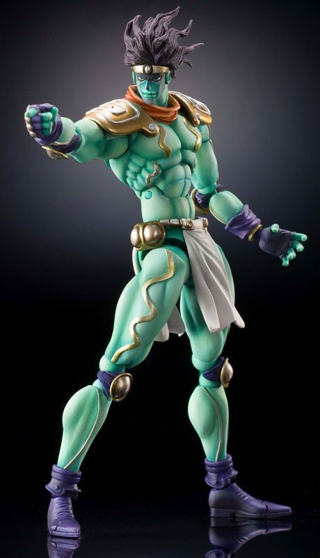 Super Action Statue JoJo's Bizarre Adventure Part.III Star Platinum