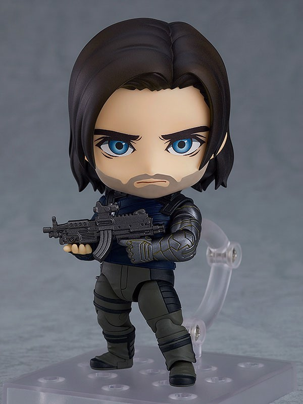 Nendoroid Avengers Winter Soldier Infinity Edition Standard Ver.
